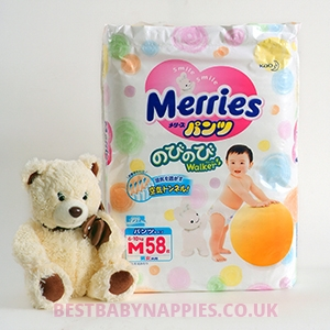 Merries Panties M (6-10kg)