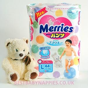 Merries Panties L (9-14kg)