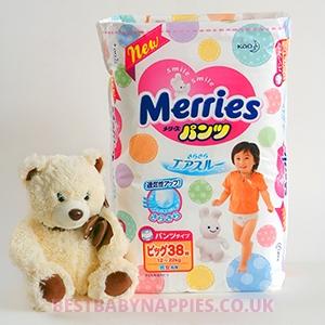 Merries Panties BL (12-22kg)