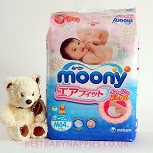 Moony M (6-11kg)