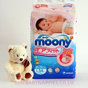 Moony L (9-14 kg)