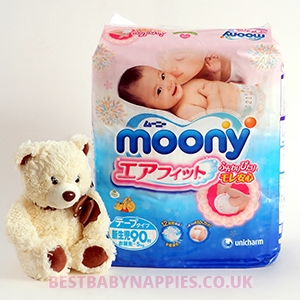 Moony for NewBorn (0-5 kg)