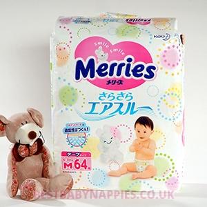 Merries M (6-11kg)