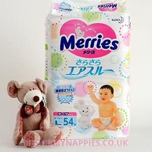 Merries L (9-14 kg)